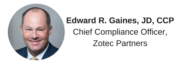 Edward R. Gaines, JD, CCPChief Compliance Officer,Zotec Partners.png