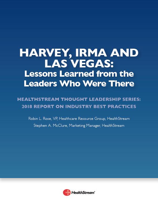 Harvey, Irma and Las Vegas eBook Cover