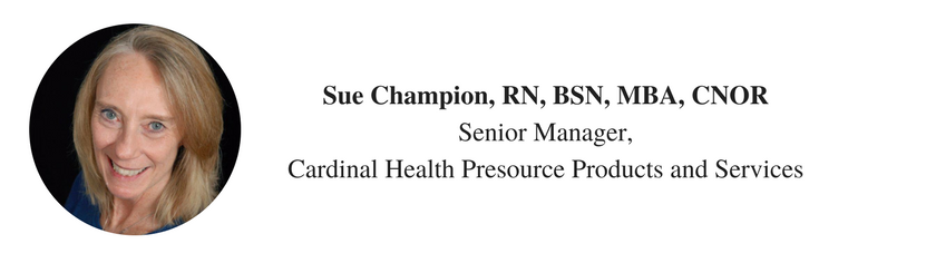 Linda Homan, BSN, CICSenior Manager, Clinical and Professional Services,ECOLAB Healthcare Division.png