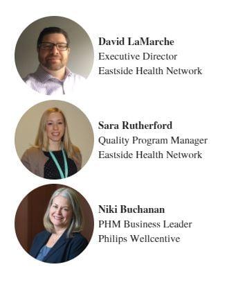 Philips Wellcentive July Podcast Headshots