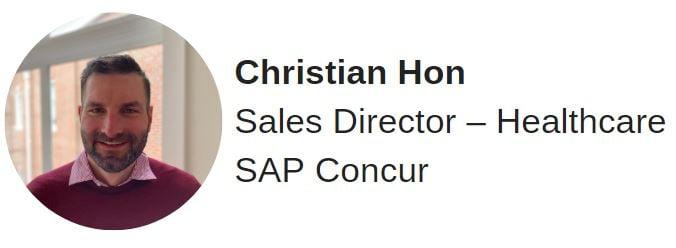 SAP Concur Speaker Canva
