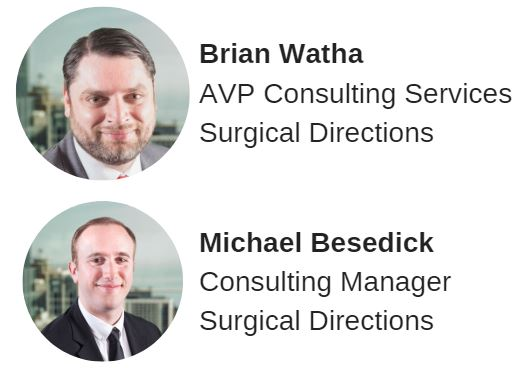 Surgical Directions 2.19 Webinar Headshots