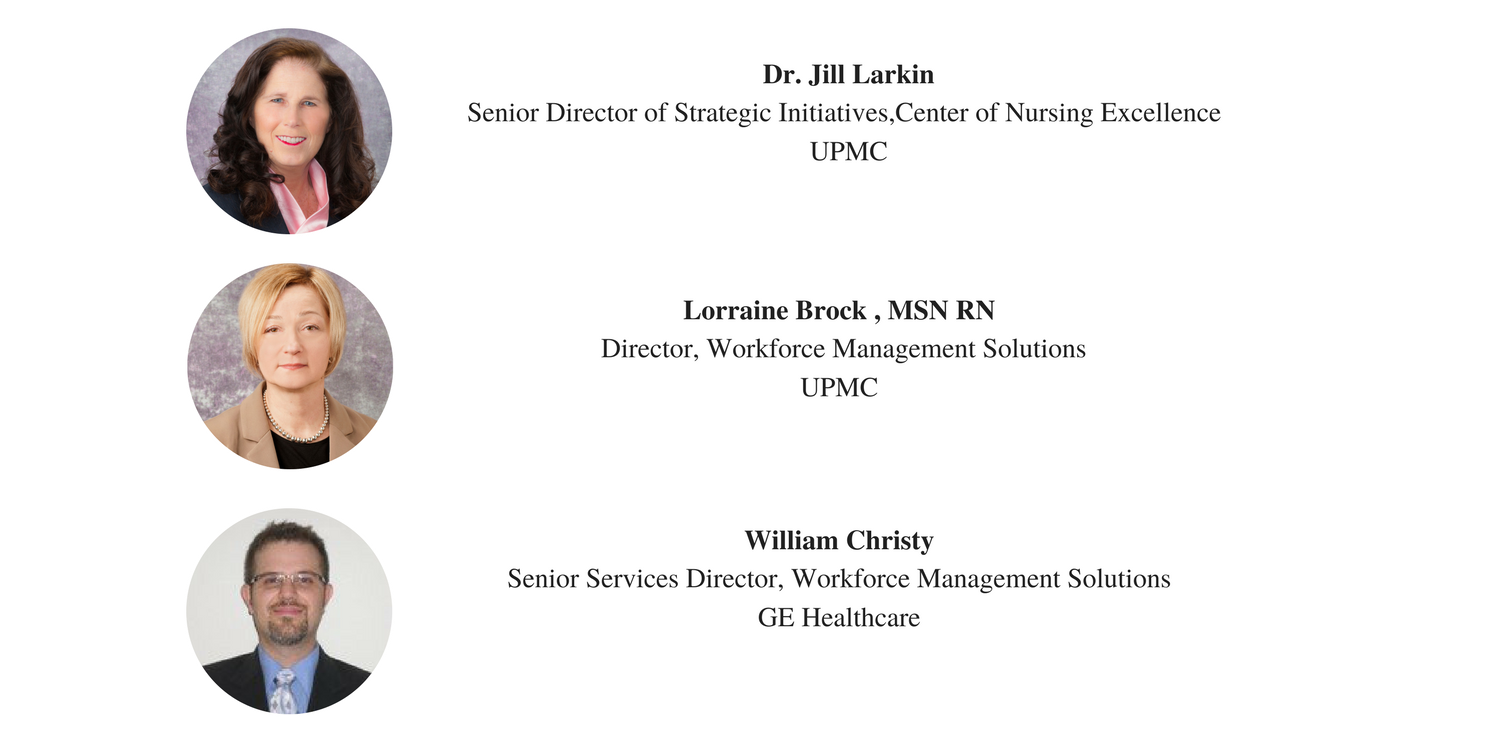 William ChristySenior Services Director, Workforce Management SolutionsGE Healthcare.png