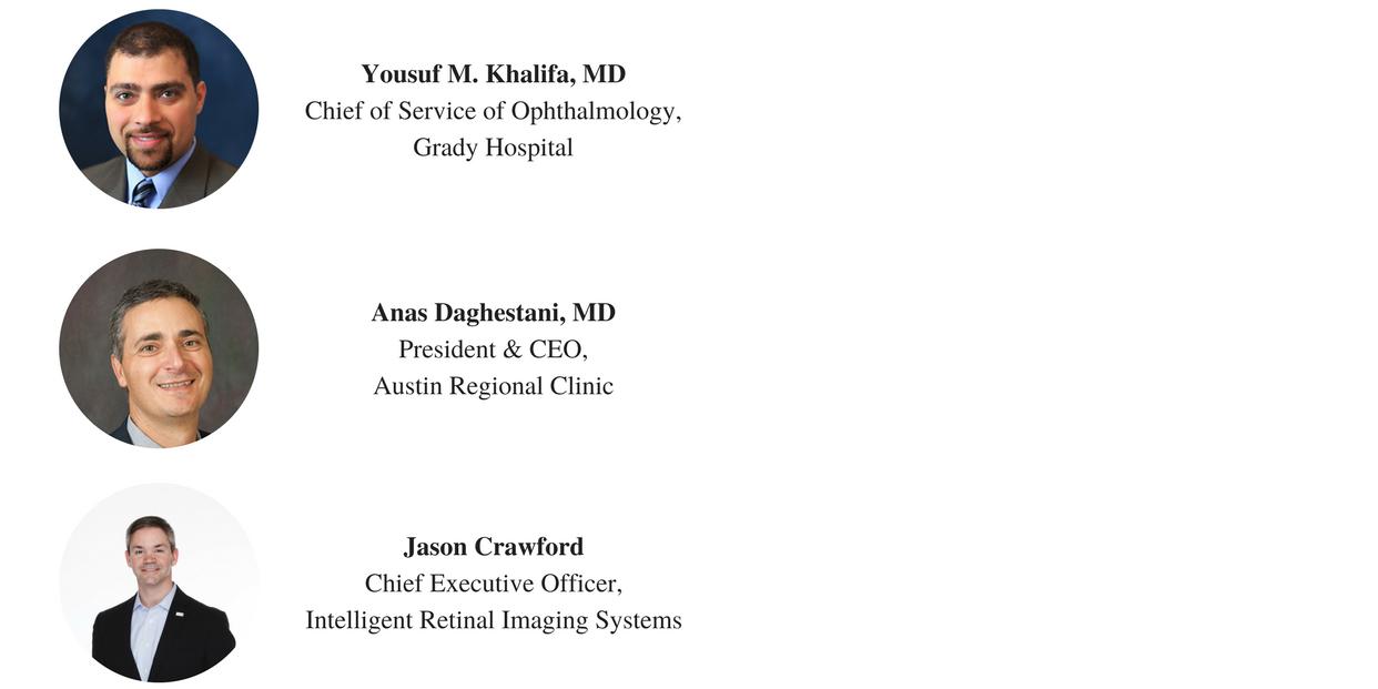 Yousuf M. Khalifa, MDChief of Service of Ophthalmology,Grady Hospital.png